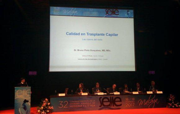 32ºCongreso de la Sociedad Española de Medicina Estética